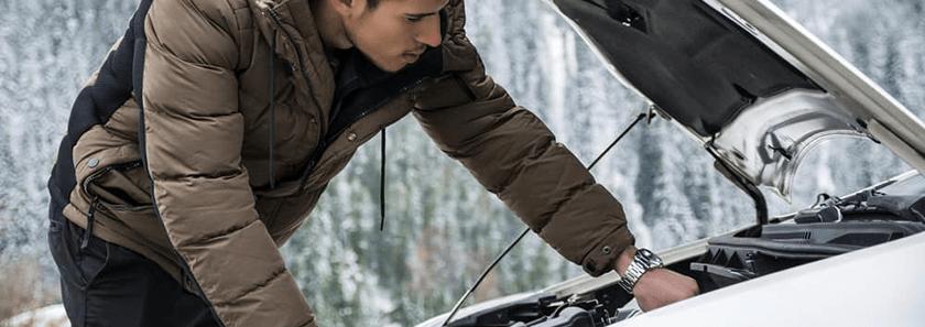 تعمیرات و نگهداری خودرو